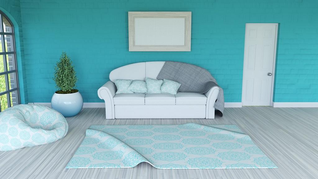guardar tus alfombras en un trastero