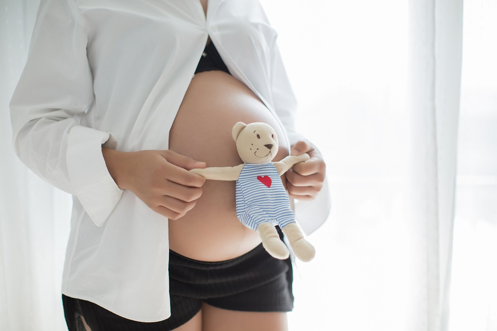 mudanza durante el embarazo